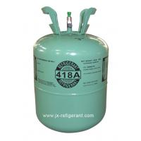 Refrigerant Gas R418A With Good Performance Manufactures