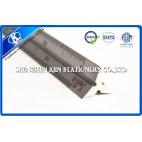 Triangular Aluminum Metric Scale Ruler For Measuring , Engineers Metal Scale Rulers Manufactures