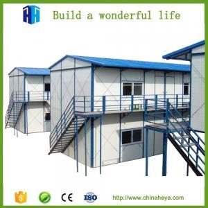 China saudi arabia easy maintain triangle roof prefab house plans China suppliers on sale
