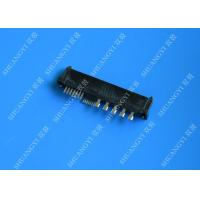 Customize Black Wire To Board Connectors Crimp Type 22 Pin Jst For PC PCB Manufactures
