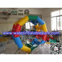 Entertainment Backyard Inflatable Roller Ball , Outdoor Inflatable Zorb Ball Manufactures