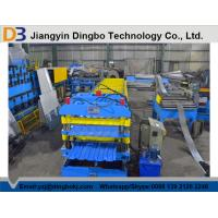 5.5kw 380V 50Hz Roof Steel Tile Forming Machine with Hydraulic Control System Manufactures