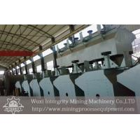 Mechanical Flotation Machines