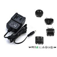 EN60065 EN60950 Interchangeable Power Adapter Detachable Plug 9V 0.5A 1A 1000mA Manufactures