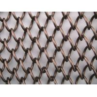 decorative metal mesh,decorative wire mesh for divider,outdoor curtain wall4-8mm Manufactures