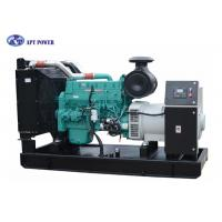 Cheap Compact 250kW Cummins Diesel Generators With Stamford Alternator for sale