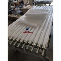 China Ceramic Furnace Rollers High Purity Silica / SiO2 Material on sale