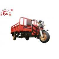 High Power Electric Cargo Tricycle 40KM/H With Long Service Time Manufactures