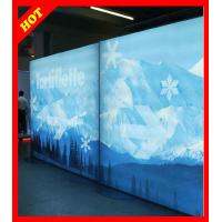 Quality Eco solvent Front Printing Backlit Film for sale