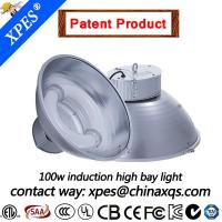 China Low Frequency induction ip54 high bay light ceiling fixture on sale