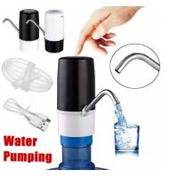 12 Months Automatic Bottled Water Dispenser Pump With 304 Stainless Steel Pipe Manufactures