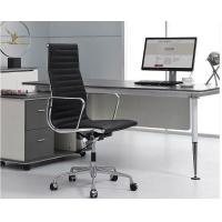 Ergonomic And Adjustable Swivel Office Chair No Hurt To Floor For Better Posture Manufactures