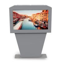 Buy cheap Sunlight Readable 55 Inch 65 inch landscape style Floor Stand Waterproof Ip65 from wholesalers