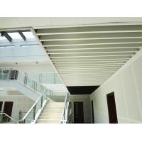 Buy cheap acoustic lobby baffle acoustic sound absorption material from wholesalers