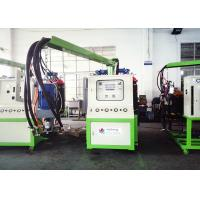 Cheap Rigid Foam Low Pressure Polyurethane Foaming Injection Machine with LCD Screen for sale