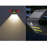 1.5W 150 Lumen Curve Solar Motion Light Patented Design , Automatic On Off Manufactures