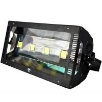 Free shipping CE RoHs UL High quality 4pcsx100W High quality 400W LED RGB Strobe Light Manufactures