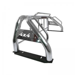 China Dmax NP300 F150 Hilux Sport Bar , Custom Truck Roll Bars Steel Material on sale