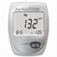 Quality Glucose/Cholesterol Meter with Multifunction Blood Glucose Test Functions for sale