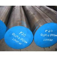 Pre-hardened P20 1.2311 PDS-3 plastic mould steel with round bar flat bar plate Manufactures