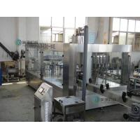 Wine Glass Making Automatic Bottle Filling Machine 2100 * 1500 * 2200MM Manufactures