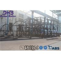 Pre Filter Boiler Dust Collector , Plate Metal Multi Cyclone Separator Centrifugal Force Manufactures