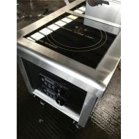 Induced Energy Two Ring Stand Commercial Table Top Induction Hob Manufactures