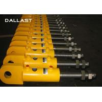 China Piston Double Acting Hydraulic Cylinder Stroke 800 mm Reciprocating on sale