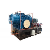 98kpa Sewage Treatment Plant Roots Air Blower Manufactures