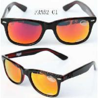 Gold Mirrorred Sunglasses (S-8122) Manufactures