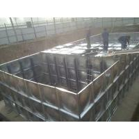 Buried BDF Water Tankl water tank Man Waterproof Box  Fire water tank Secondary pressurized water supply equipm Manufactures
