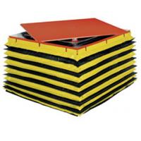 Static Hydraulic Cargo scissor-lift-tables Manufactures