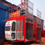 construction hoist/lifter/elevator SC200/200 Manufactures