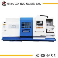 CK6163 Hot selling cnc lathe machine China mainland spindle bore 100mm Manufactures