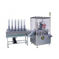 Cheap High Speed Automatic Vertical Cartoning Machine For Food / Pharmaceutical Packaging for sale