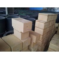 High Softening Point Silica Brick Refractory For Glass Furnace , Hot-blast Stove Manufactures