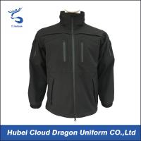 new waterproof Black Security Guard Jackets of men Manufactures