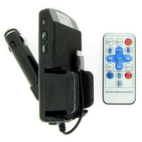 FM Transmitter + Car Charger + Remote for iPhone 4S 4 4G 3GS 3G 2G iPod Touch Manufactures
