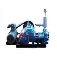 Single Acting Mud Pumps For Drilling Rigs , Reciprocating Triplex Piston Pump Manufactures