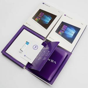 Edition 32/64 Bit 4 GB Genuine Microsoft Windows 10 Professional Manufactures