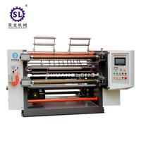 SL Plastic Film and Paper Slitting Equipment CE Certification Manufactures