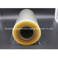 High Barrier Moisture Proof PVDC Coated BOPP Film , Mono Oriented Polypropylene Film
