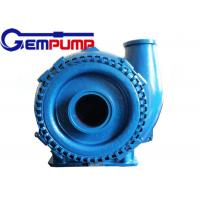 River stone gravel suction sand suction dredge centrifugal slurry pump / Hydraulic mining Manufactures