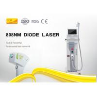 Easy Operation 808nm Diode Laser For Hair Removal 8 Inch DWIN Touch Screen Manufactures