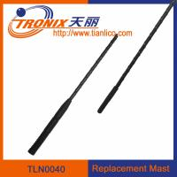 1 section mast car antenna/ car replacement mast antenna/ car antenna accessories TLN0040 Manufactures