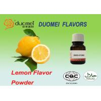 Instant Powder Drinks True Lemon Flavors Synthetic Lemon Powder Extract