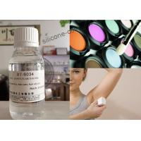 TDS SGS BT-6034 Caprylyl Silicone Oil For Improving Cosmetics Softness Manufactures