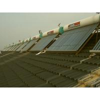 galvanized steel 200 litres solar geyser with reflector Manufactures