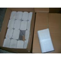 Recycled Pulp Single Fold Paper Hand Towels support Dot & New embossing Manufactures