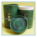 tea packing tube box Manufactures